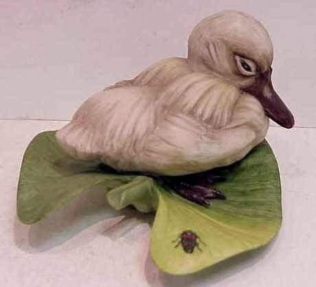 """35A: EDWARD MARSHALL BOEHM BIRD """"CYGNET"""" #400-13T"""
