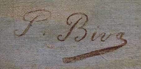93A: PAUL BIVA (1851-1900 FR.)OIL ON CANVAS, LANDSCAPE - 3