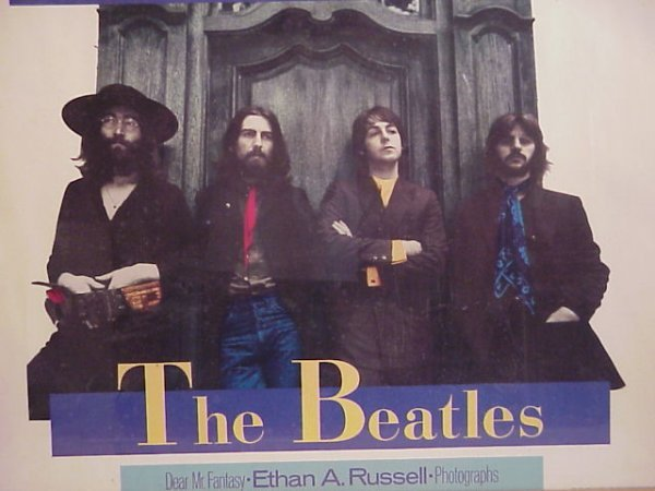 2027: Beatles poster, Dear Mr Fantasy, Ethan A. Russell
