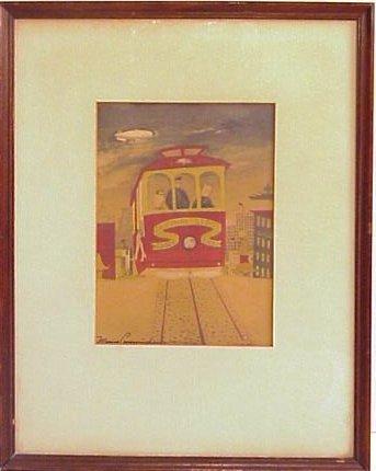 1028A: Marion Cunningham (1908-1948, San Francisco)  Ca