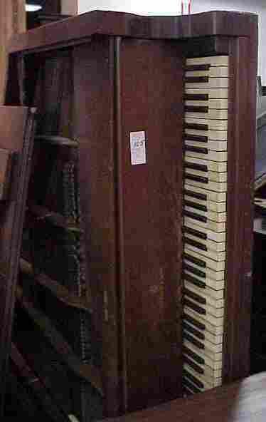 1105: STEINWAY GRAND PIANO CIRCA 1873, ROSEWOOD CASE