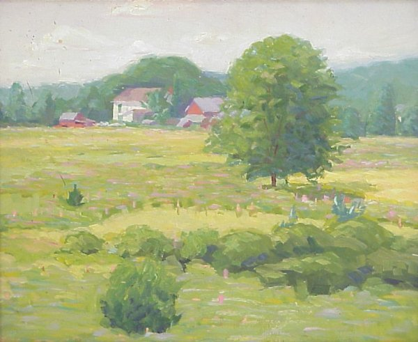 """1007: Frank Moser (1886-1964, Dobbs Ferry, NY) """"The  Me"""