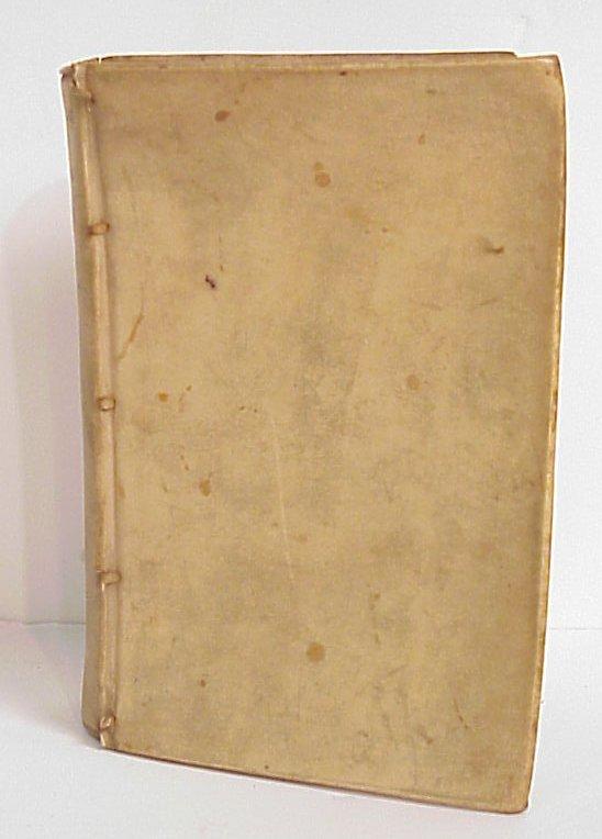 """3003: 1690 French book by Jean La Placete """"Traite De  L"""