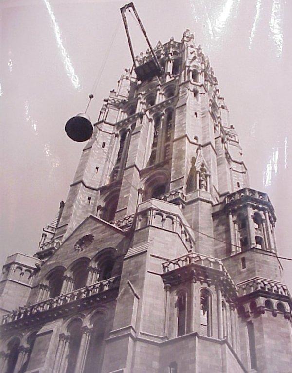 6: 3 Ewing Galloway photos - Paris street scene,  insta