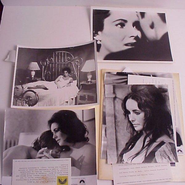 31: Elizabeth Taylor Movie Still photos (6) plus  Premi