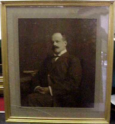11: PHOTO PORTRAIT OF A MEMBER OF THE GARDINER FAMILY,