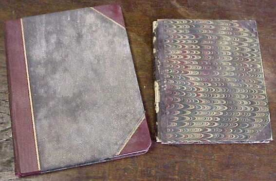 15A: JOURNAL LISTING BOOKS OWNED BY VARIOUS GARDINER FA