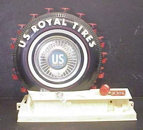 23: 1964 WORLD'S FAIR U.S. ROYAL TIRES FERRIS WHEEL 10