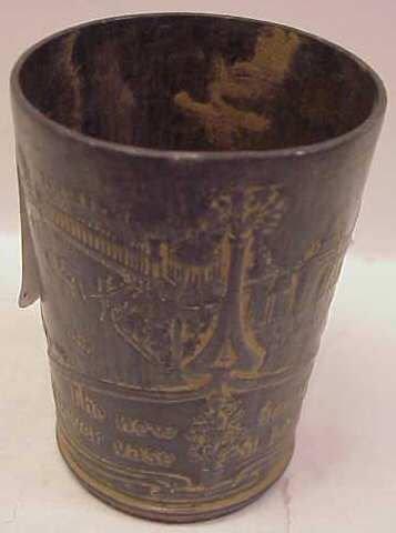 2A: ST. LOUIS WORLDS FAIR 1904 METAL CUP