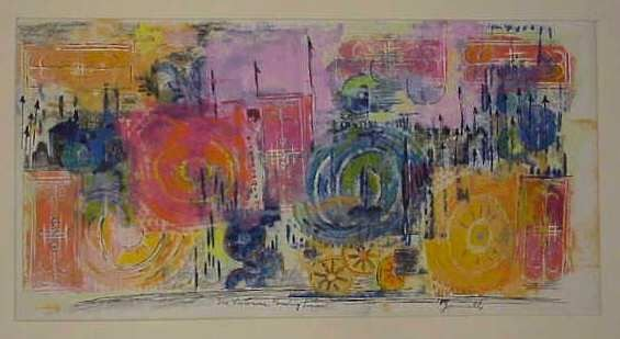 2002: VICTORIOUS PARADING LEGIONS, MIXED MEDIA, SIGNED