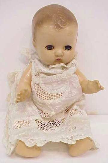 2028: EFFANBEE PATSY BABYETTE COMPOSITION DOLL, FULLY J