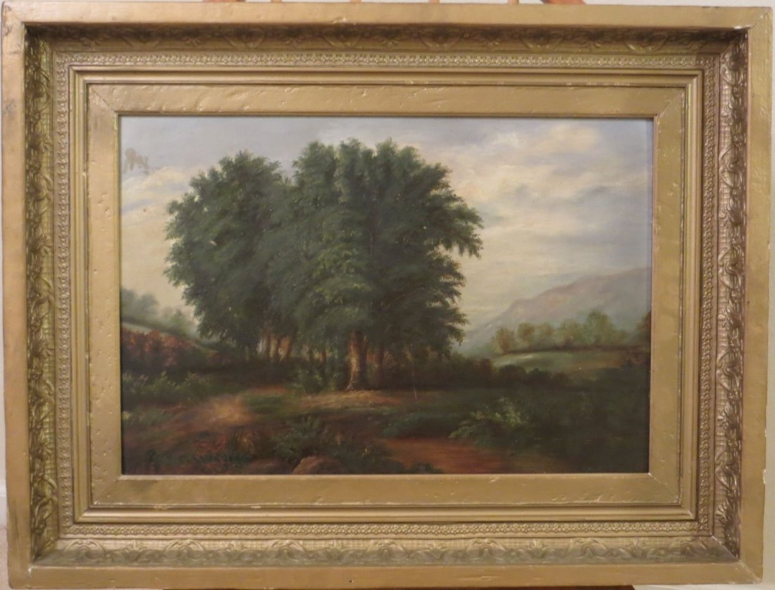 Guy Carleton Wiggins (1883-1962)listed artist