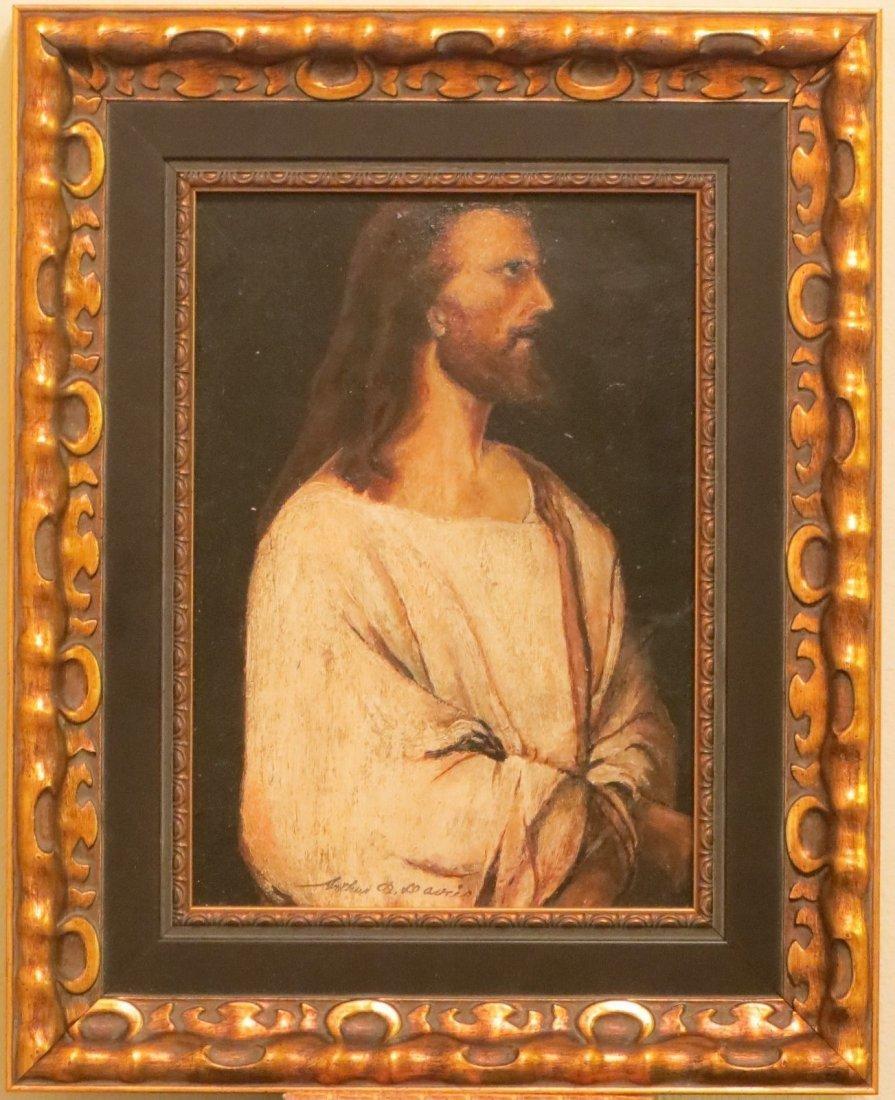 ARTHUR B. DAVIES,signed oil painting