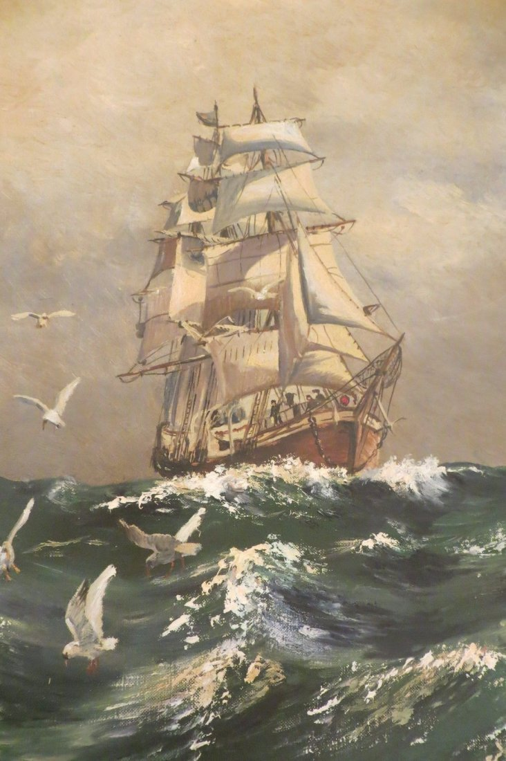 oil canvas,George Fillingham,dated 1930