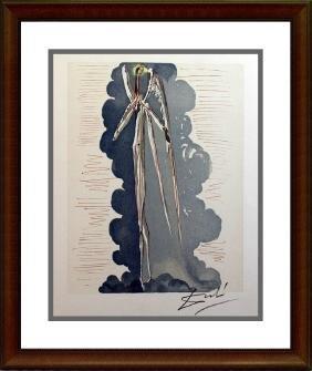 Divine Impenetrability - Salvador Dali