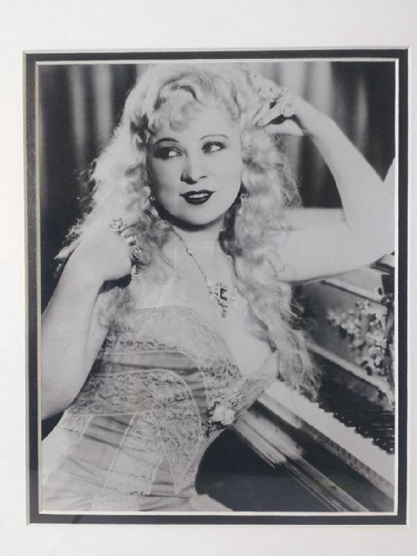 Mae West - Authentic Signed Staff Card - 4