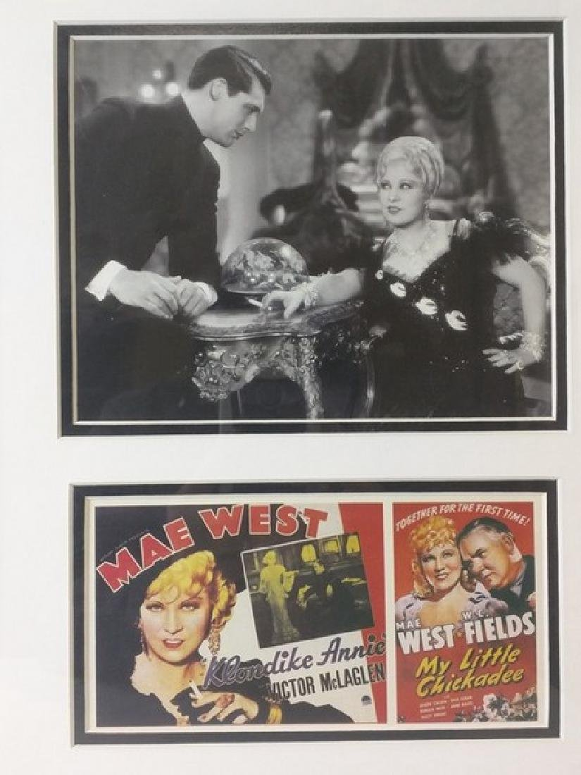 Mae West - Authentic Signed Staff Card - 5