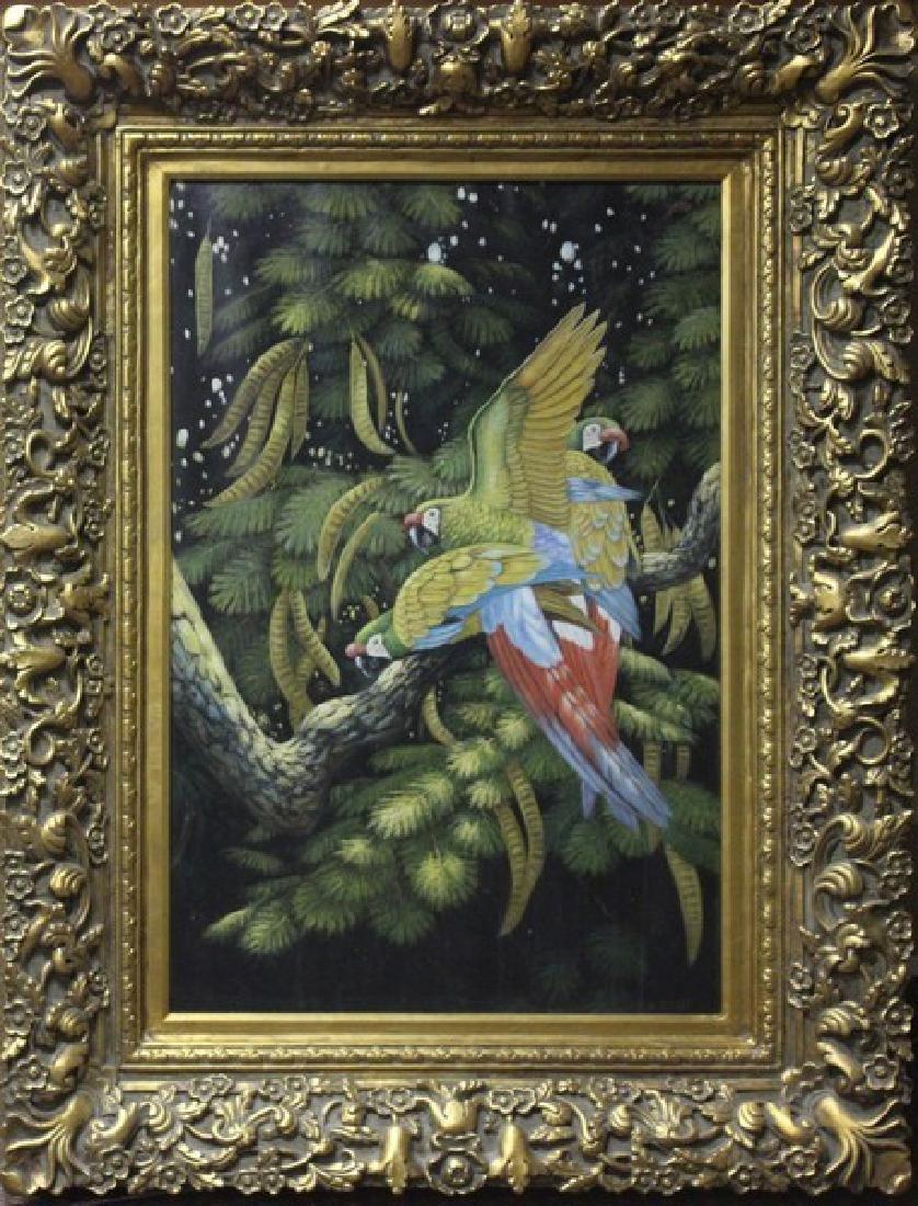 Macaws by R. Ernst  49x37