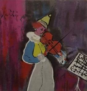 Original Lithograph - Walter Phillip