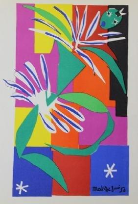 Danseuse Creole - Henri Matisse