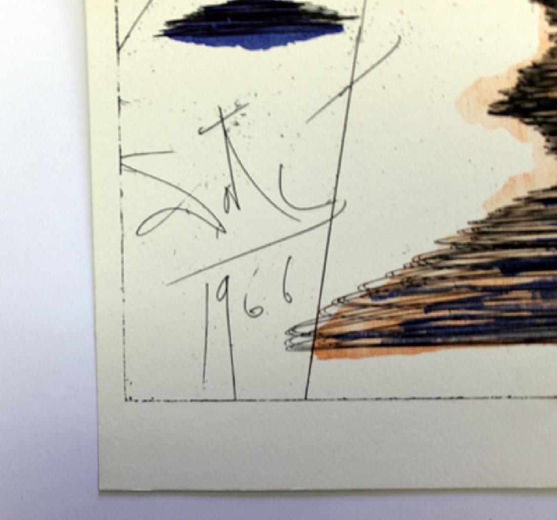 Original Signed Lithograph by Salvador Dali - 3