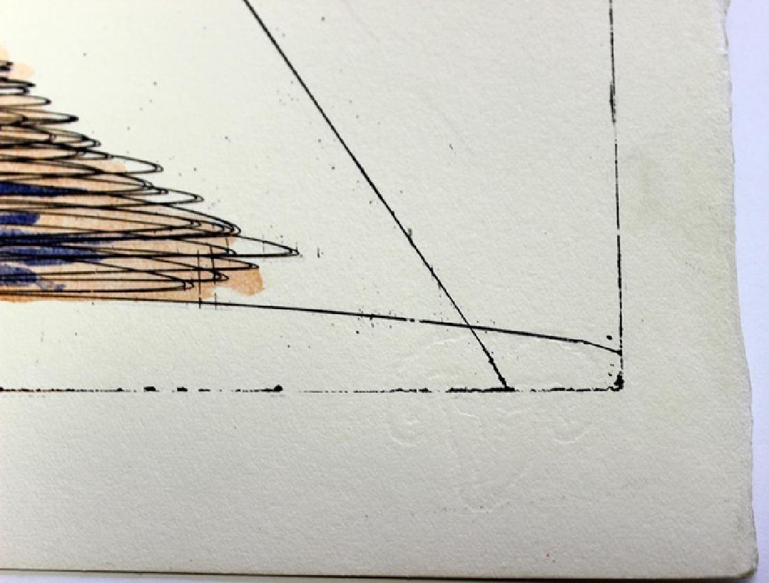 Original Signed Lithograph by Salvador Dali - 4