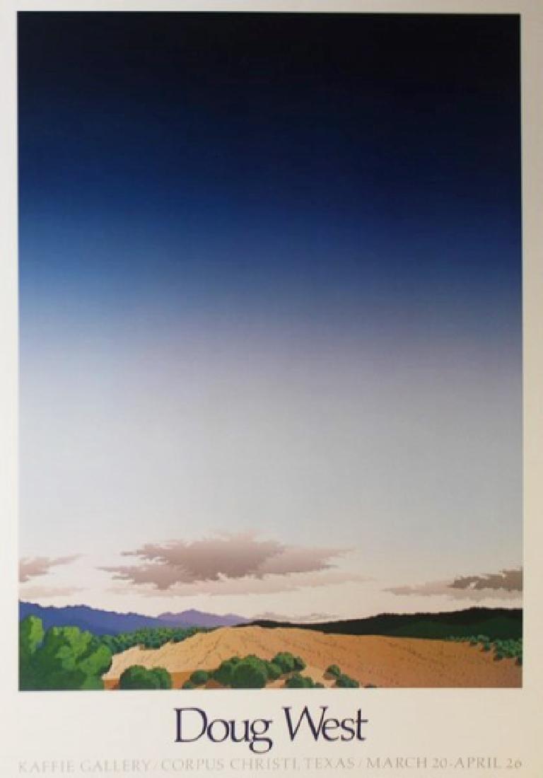 Doug West Fine Art Lithograph
