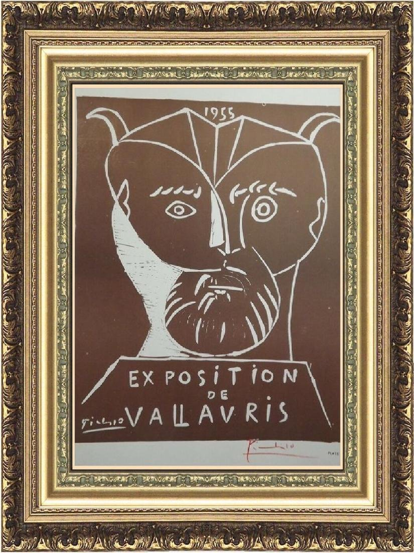 Exposition de Vallauris - Pablo Picasso