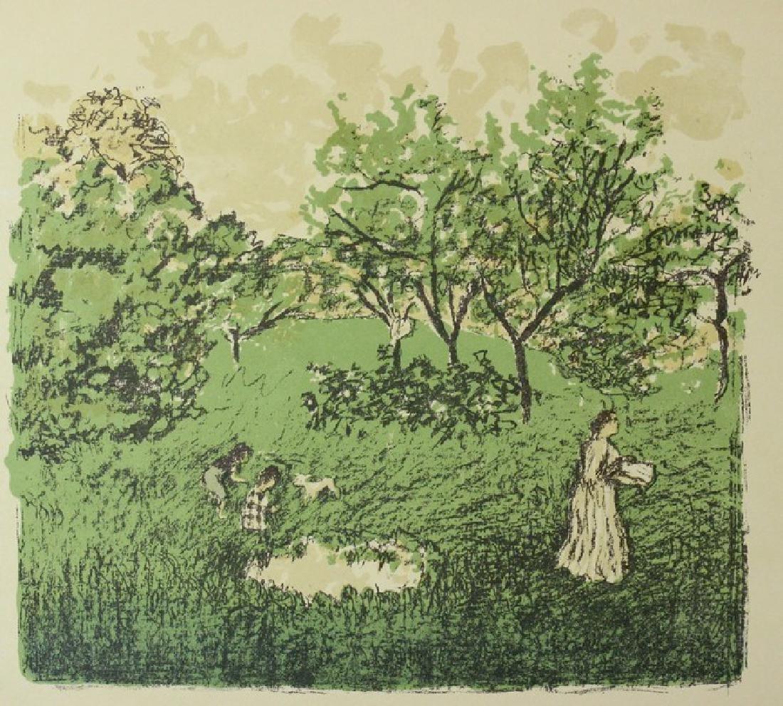 Le Verger - Pierre Bonnard