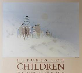 Cherokee by Donald Vann 1983'