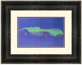 Mercedes-Benz Stromlinie 54' - A. Warhol