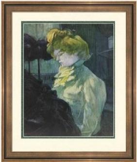 Fine Art Print  Toulouse Lautrec