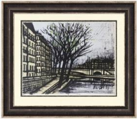 Full Color Print (after) Bernard Buffet