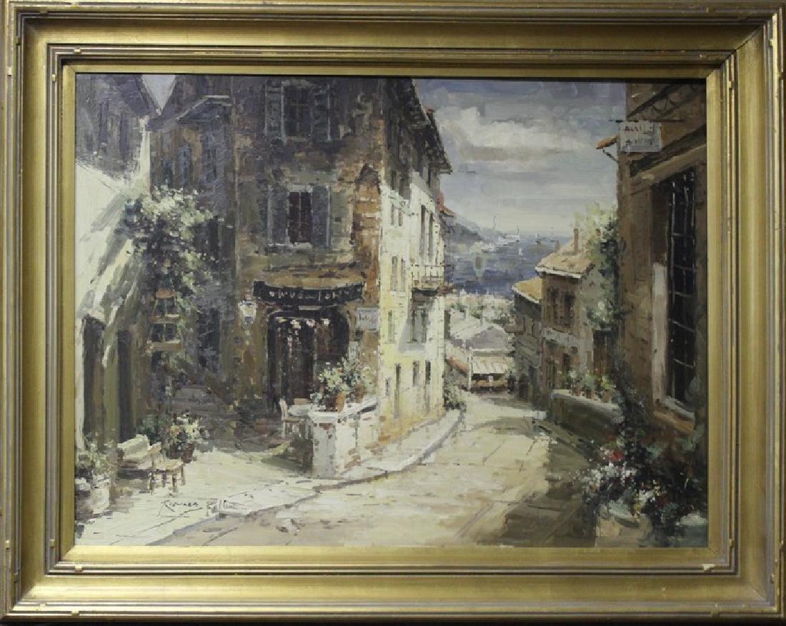 Venetian Street by Richard Pellini 39x48