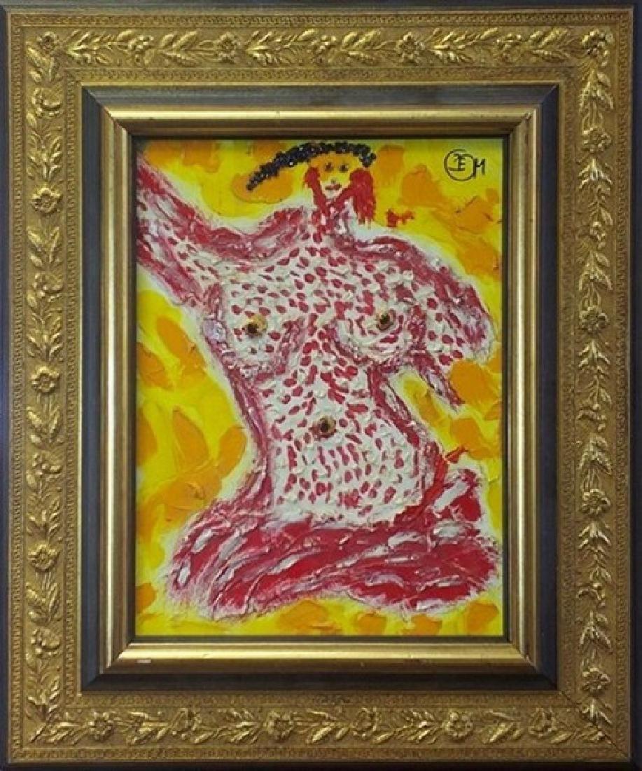 Oil Painting by JOEM