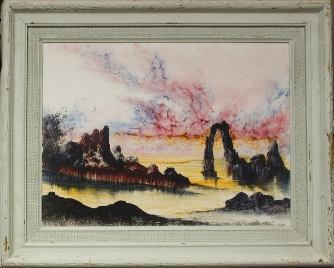 Original Oil by William Verdult