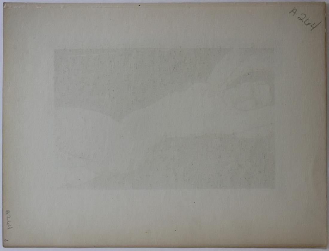 Beautiful Lithograph by Amedeo Modigliani - 2