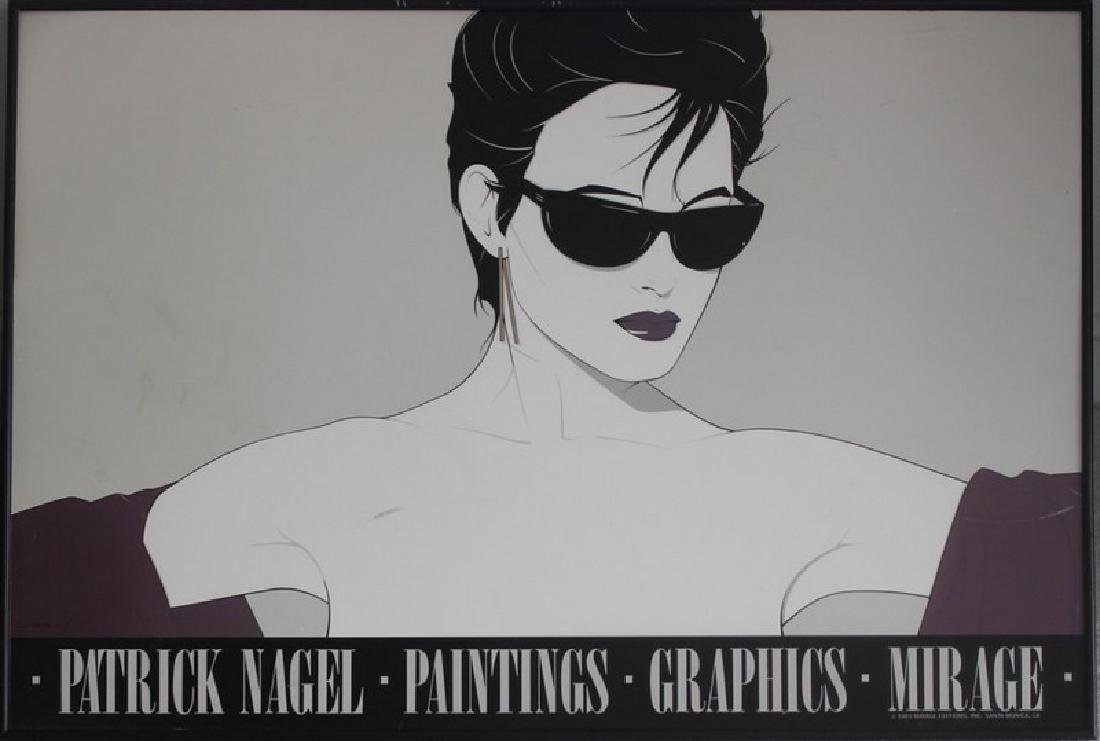 Sunglasses - Patrick Nagal