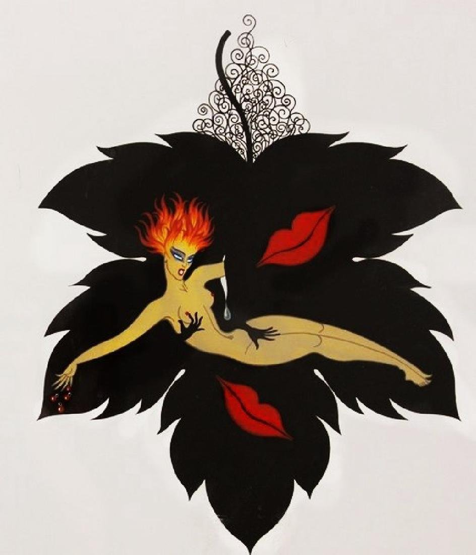 Lust - Erte (Seven Deadly Sins Edt.) - 2