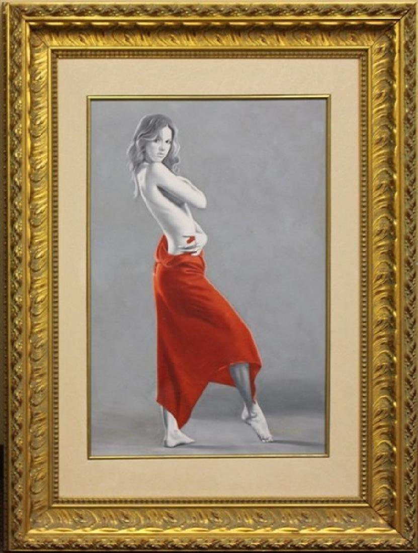 Original Painting by A. Marsello