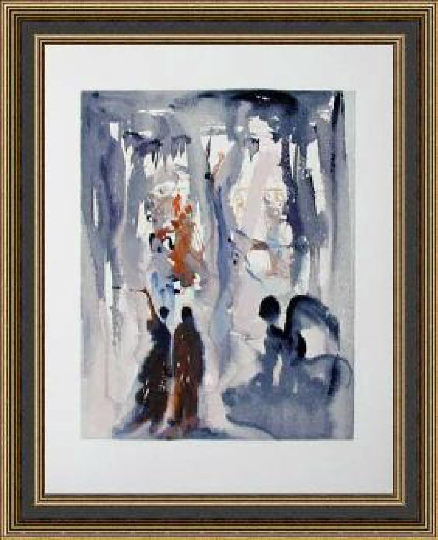 Salvador Dali Woodblock - Original Perfection