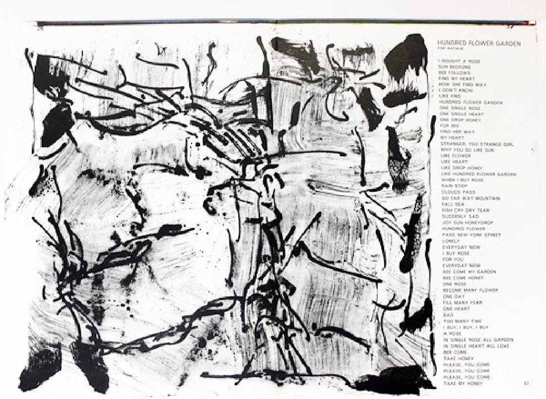 Original Lithograph Jean-Paul Riopelle