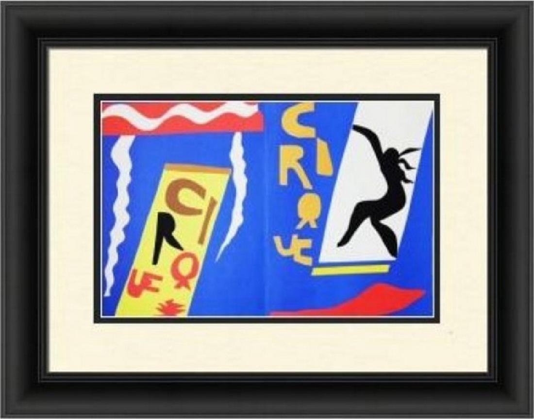 Le Cirque (Jazz) - Henri Matisse