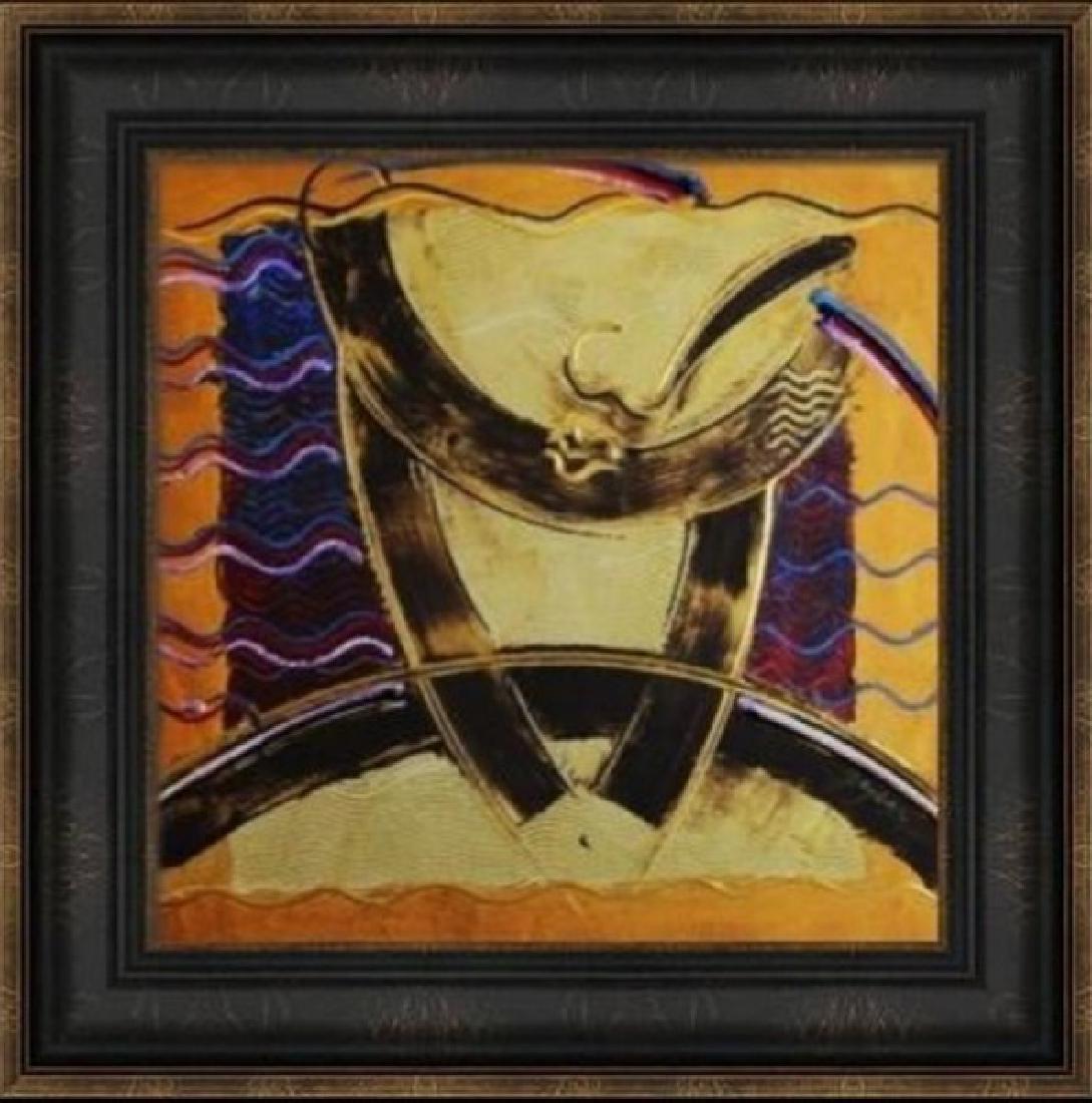 Tula - Original Painting by Gaylord