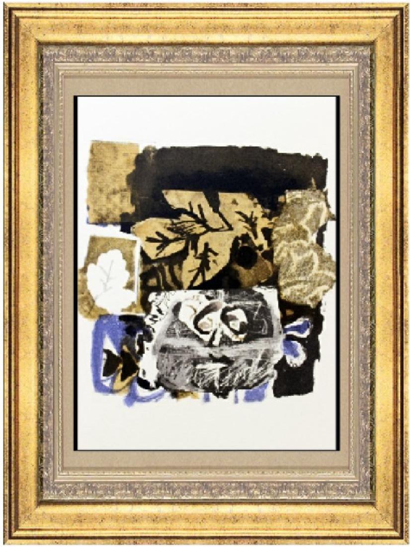 Original Lithograph Antoni Clave