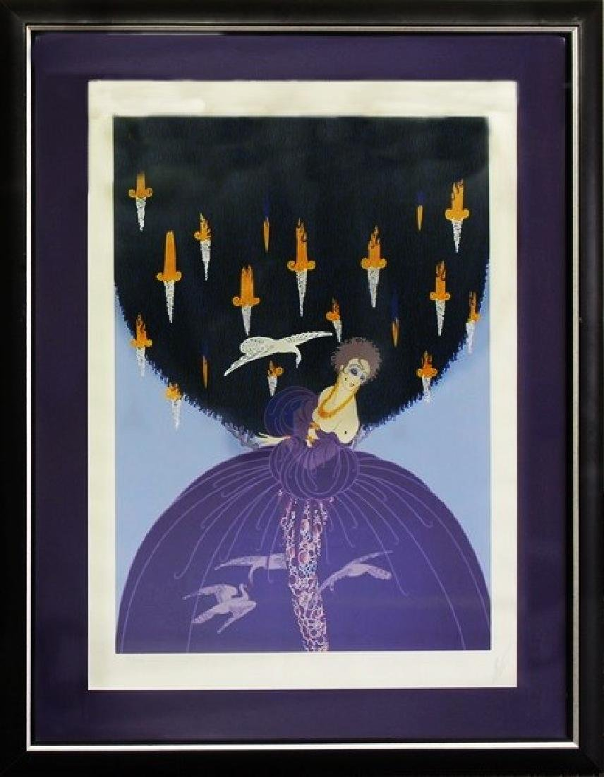 Freedom & Captivity - Erte