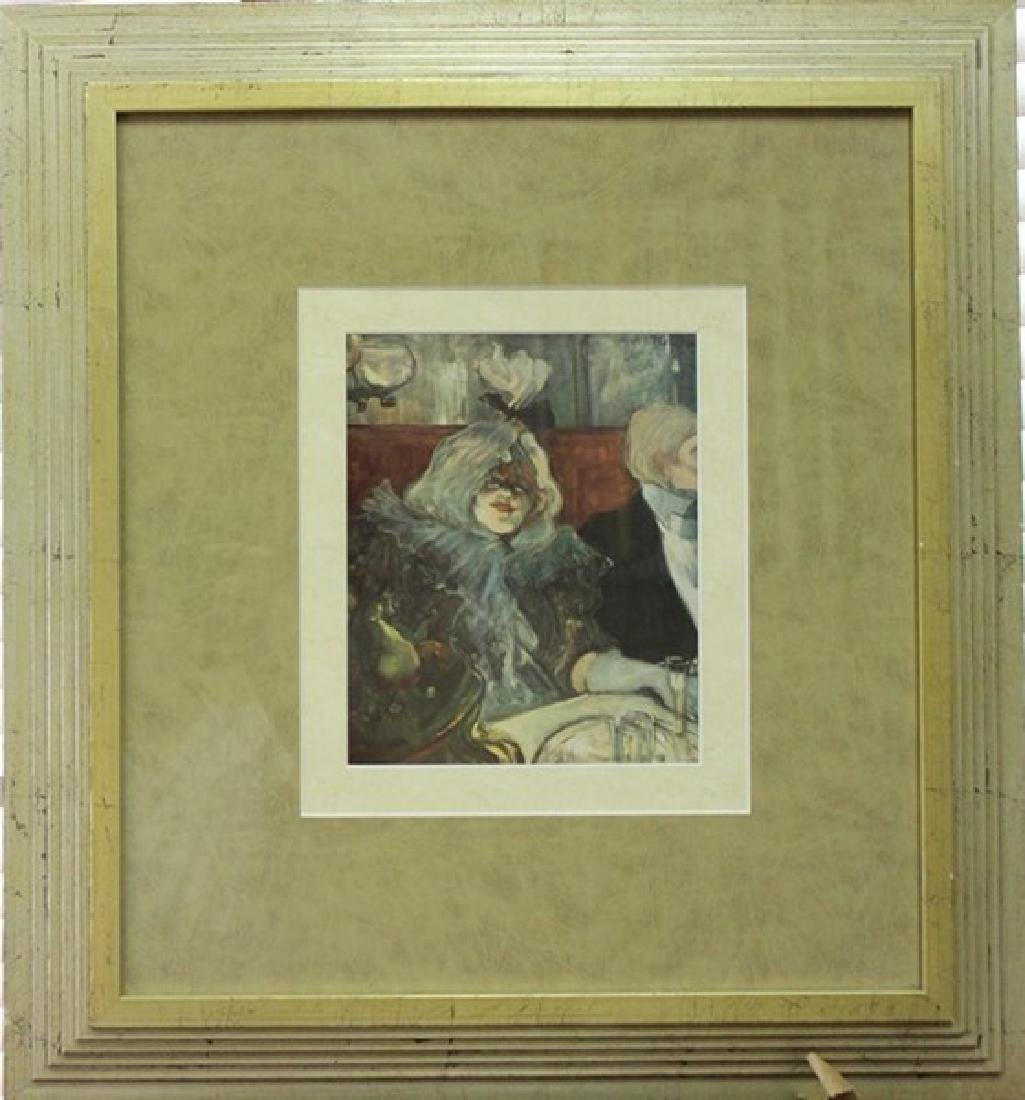 Lithograph - Henri de Toulous-Lautrec