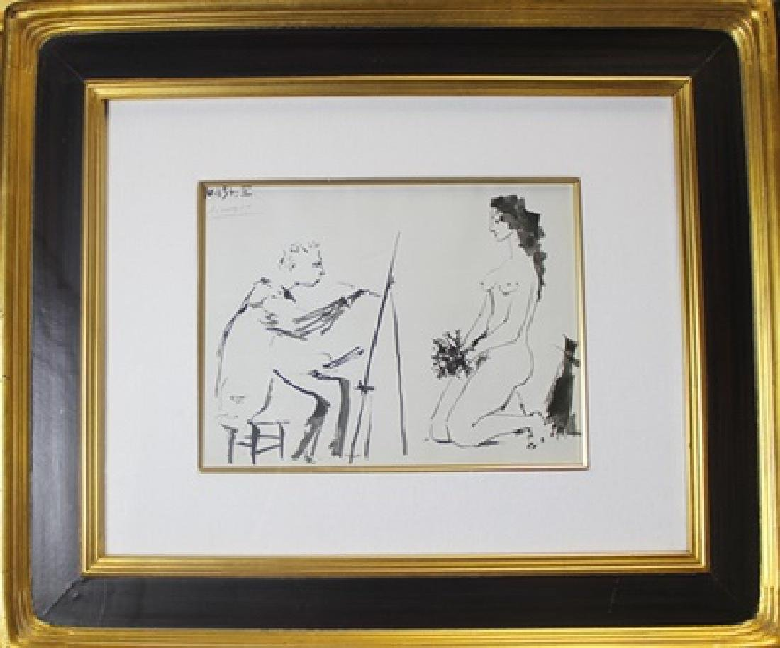 Original Lithographs by Pablo Picasso