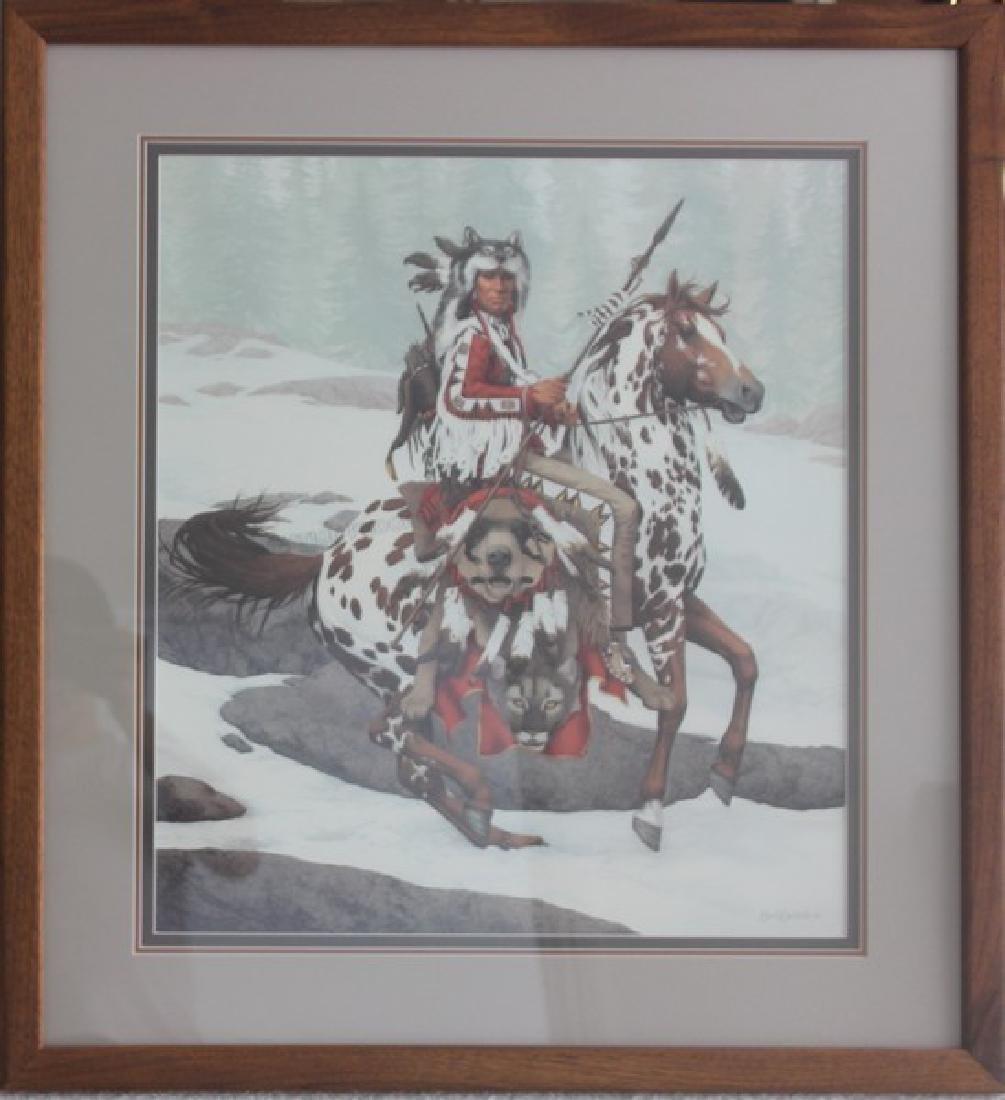 Gaurdian Spirits by Bev Doolittle
