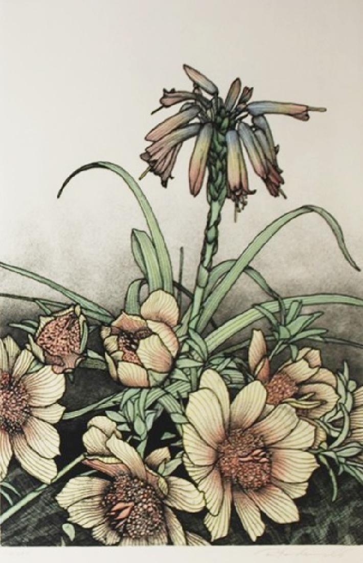 Hand Signed Ltd Ed Fine Art Lithograph